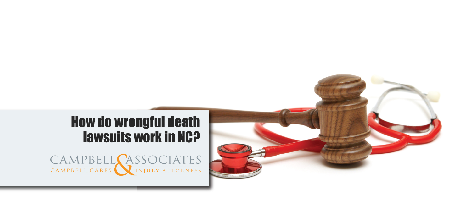 NC Wrongful Death Lawsuits