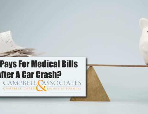 Who Pays for Medical Bills After a Car Crash?