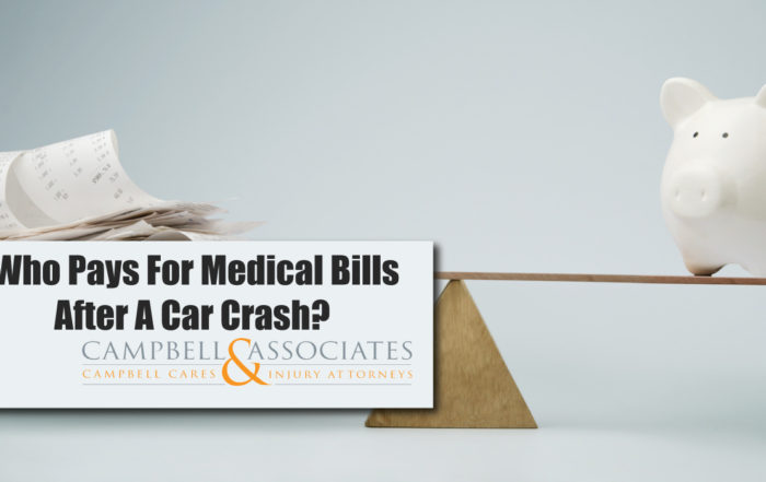 Who Pays For Medical Bills After A Car Crash In NC