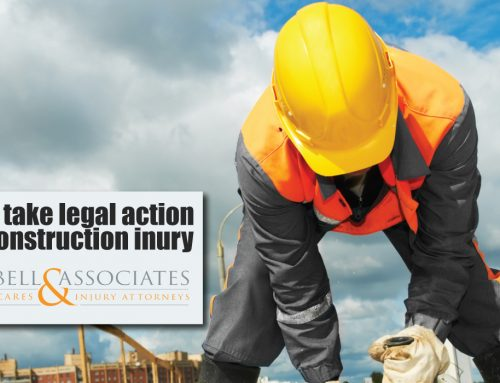 When to Take Legal Action After a Construction Injury