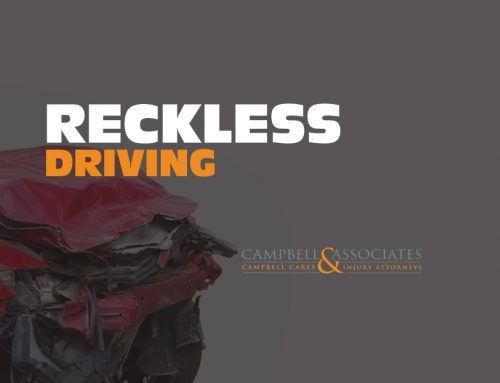 What You Should Do if You're a Victim of Reckless Driving